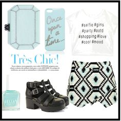 """""""Tres chic"""" by safiamode on Polyvore"""