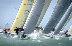 If a good start is the key to good race, the last tack into the start and the first 60 seconds out of it are crucial, explains top America's Cup sailor Terry Hutchinson