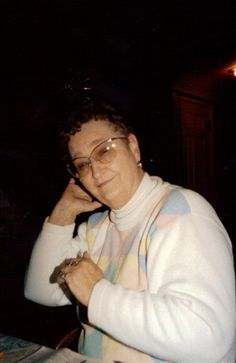 Evelyn Engleman.. I sure Miss her and my Mom.. :)