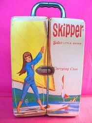 Skipper doll, Barbie's little sister