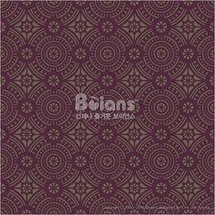 다크 브라운 둥근 격자 무늬 패턴. 한국 전통문양 패턴디자인 시리즈. (BPTD020163)  Dark Brown Colors Round grid Pattern. Korean traditional Pattern Design Series. Copyrightⓒ2000-2014 Boians.com designed by Cho Joo Young.