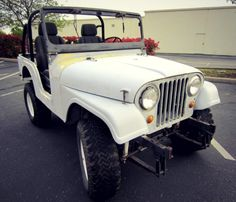 1967 Kaiser CJ-5 Universal Jeep on Government Liquidation