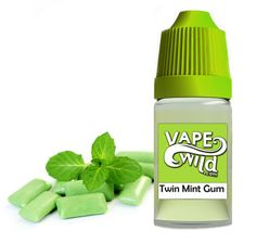 A rejuvenating e-juice that is satisfyingly sweet and fresh like a minty stick of gum.