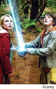 Bridge to Teribithia, OMG I love this movie watched it 100x with the kids Cryed everytime....
