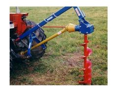 Post Hole Diggers from John Berends Implements