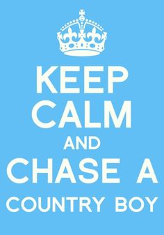 Chase a country boy