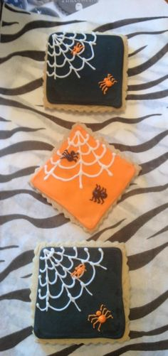 halloween cookies - made by @Sherrol Ledbetter