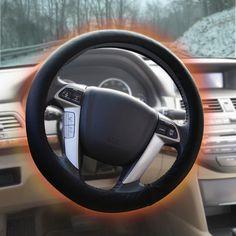 Heated Steering Wheel Cover