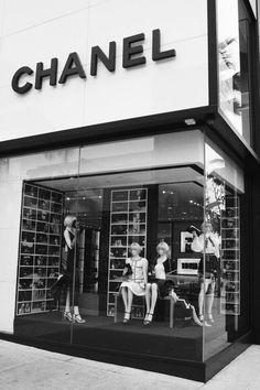 9b0c37259b40 474 Best Chanel Store images in 2019