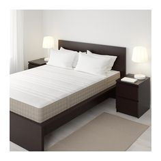 online shopping for IKEA Spring Mattress, Medium Firm, Dark Beige Size: King from top store. See new offer for IKEA Spring Mattress, Medium Firm, Dark Beige Size: King Mattress Springs, Foam Mattress, Ikea Queen Mattress, Mattress Couch, Sofa Bed, Brimnes Bed, Malm Bed, Ikea Canada, Bed Frame With Storage