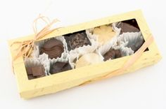 Čokoládové bonbóny 10 ks - 5109