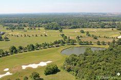 Golf de Sablé-Solesmes, Sarthe, Pays de la Loire, France. Vidéo aérienne sur FlyOverGreen / Aerial video on FlyOverGreen