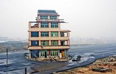 Nail Houses: Holdouts Developers Couldn't Touch | Apartment Therapy