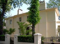 No. 10, Park Village West, Camden, London John Nash, Camden London, West End, England, Layout, Park, Architecture, Plants, Bonjour