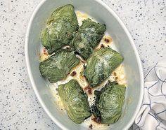 Italienische Salatpäckli