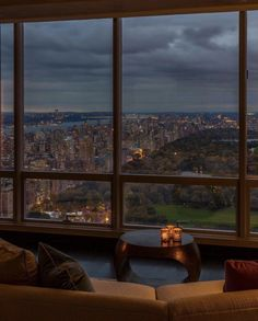 """INTERIOR PORN on Twitter: """"I want a city view like this...… """" Appartement New York, Appartement Design, Apartment View, Dream Apartment, New York Life, Nyc Life, Casa Steampunk, High Rise Apartments, City Apartments"""
