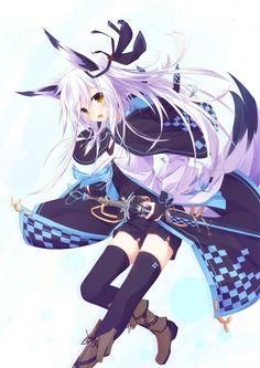Beautiful Neko <3