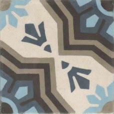 Moroccan Encaustic Cement Pattern 11a | £ 2.71 | Moroccan Encaustic Cement Pattern Tiles | Best Tile UK | Moroccan Tiles | Cement Tiles | Encaustic Tiles | Metro Subway Tiles | Terracotta Tiles | Victorian Tiles