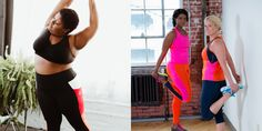 There's something for all kinds of athletes on this list of plus-size fitness apparel brands, from basic activewear to wetsuits, to triathlon and golf apparel.