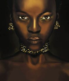 1000+ images about Beautiful Black Nubian Queen ❤ on Pinterest