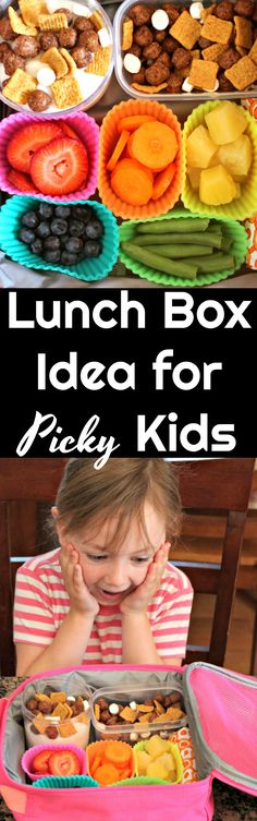 Have a picky kid and dreading packing that lunchbox? I've got a Back To School Lunch Box Idea for Picky Kids! #ad #CerealAnytime #StockUpWithPost
