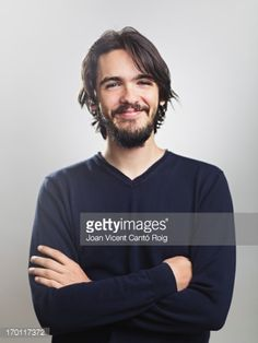 Stock-Foto : Young man smiling