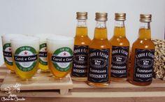 Sabonetes em formato de bebidas para sua festa! Chá bar/ Chá Barnela Totalmente personalizável!
