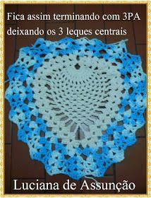 Joguinho de fogão de corujinhas,feito pela Lucia Lonel Pedro tendo como base a mesma coruja do tapete só que feito com linha mais fina. ...