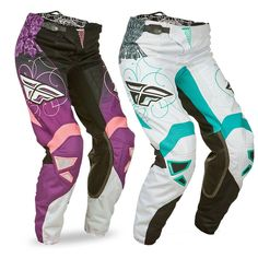 Fly Racing Kinetic Womens MotocrossMX Dirt Bike Off-Road Pants
