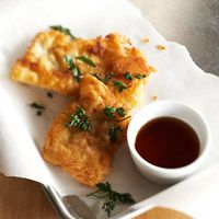 Fish and Chips-Style Cod Recipe that isn't bad for you (only 4 weight watchers points per serving)