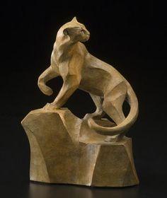 sculptor Jan Rosetta