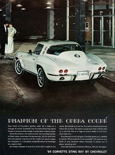1964 Chevrolet Corvette Sting Ray Sport Coupe
