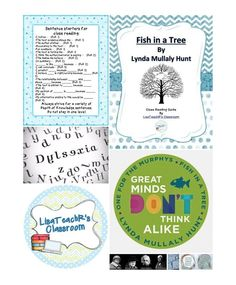Readers workshop ideas on pinterest book whisperer for Fish in a tree by lynda mullaly hunt