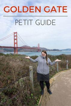 Le Golden Gate de San Francisco, notre première rencontre!