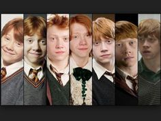 I got: Ron Weasley! What Wizard Would You Date In Harry Potter