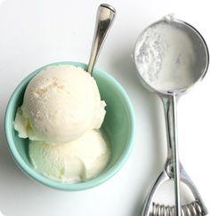 Ice cream without an ice cream maker