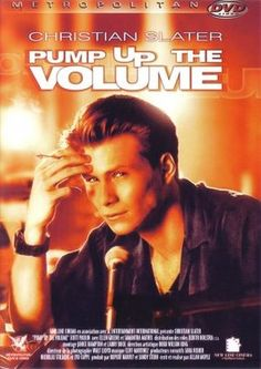 Love this movie - i have it on video somewhere... Now if only i had a video player... Pump Up The Volume (Christian Slater)