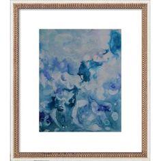 Ebb & Flow Framed Giclee Print, Artfully Walls