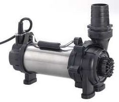 Dayton 6LUP6 Pond/Garden Pump, 1.0 HP by Dayton. $598.50. Pump, Submersible Fountain, Garden, 1 HP, Voltage 115, 60 Hz, Full Load Amps 7, Full Load Watts 866, Cord Length 20 Ft., Inlet Type Screened, Screen Material 304 Stainless Steel, (M)NPT Inlet 1-1/2 In, Outlet Hose I.D 1-13/4 In, Outlet 2 In.FNPT, Length 13 In, Width 6-3/8 In, Height 7-3/32 In, Max. Head 36.1 Ft, Equivalent PSI 15.62, Pump Material Nylon, Glass Fiber