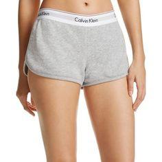 Calvin Klein Modern Cotton Lounge Shorts
