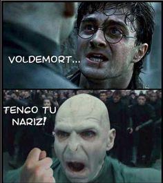 30 Memes de Harry Potter.