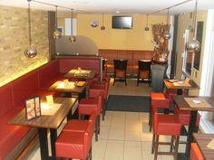Das Barista Eiscafé in Dermbach freut sich auch auf seine kleinen Gäste! Lokal, Restaurant, Barista, Conference Room, Table, Furniture, Home Decor, Fine Dining, Italian Ice