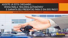 BOLONHA AUTOMÓVEIS : Preço, Qualidade e Honestidade! Mais de 70 veículos em estoque! LOJA 1:  Av. Dom Hélder Câmara, 7.899 - Piedade - Tel: (21) 3272-2295  LOJA 2:  Rua João Pinheiro, 658 - Abolição - Tel: (21) 3271-9820  (Lojas vizinhas em 50 metros)