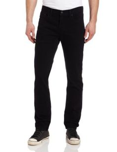 Levi's Men's 511 Slim Fit Jean (Black Stretch) . - Levi's Men's 511 Slim Fit Jean (Black Stretch) Levi's most popular skinny fit, the low-rise 511 Skinny Jean sits below the waist and stays slouchy at top. Cut slim through the leg, it's close and. Jeans Levi's, Slim Jeans, Outfit Man, Winter Outfits Men, Fleece Pants, Best Jeans, Skinny, S Man, My Guy