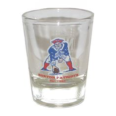 Official ProShop of the New England Patriots. New England Patriots Gear, New England Patriots Merchandise, Holiday Wishes, Shot Glasses, Boston, Cool Stuff, Sports Teams, Vintage