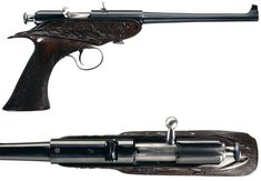 Peculiar Pistol: The Winchester Bolt-Action Pistol - Guns & Ammo