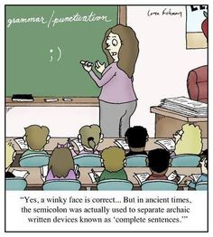 For all the editors and English teachers out there...