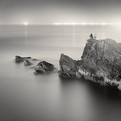 Long exposure photography. Love it.