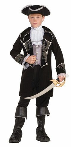 Boys Swashbuckler Kids Pirate Costume Kids Pirate Costumes - Mr. Costumes