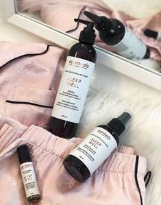 This set is the ideal gift for anyone needing a restful sleep. Made with sleep inducing essential oils, our Sleep Well Set will ease your mind and soothe your senses. Pillow Room, Natural Sleep, Wells, Body Lotion, Mists, Essential Oils, Sleep Well, Essentials, Sunday